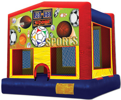 bouncy house rental