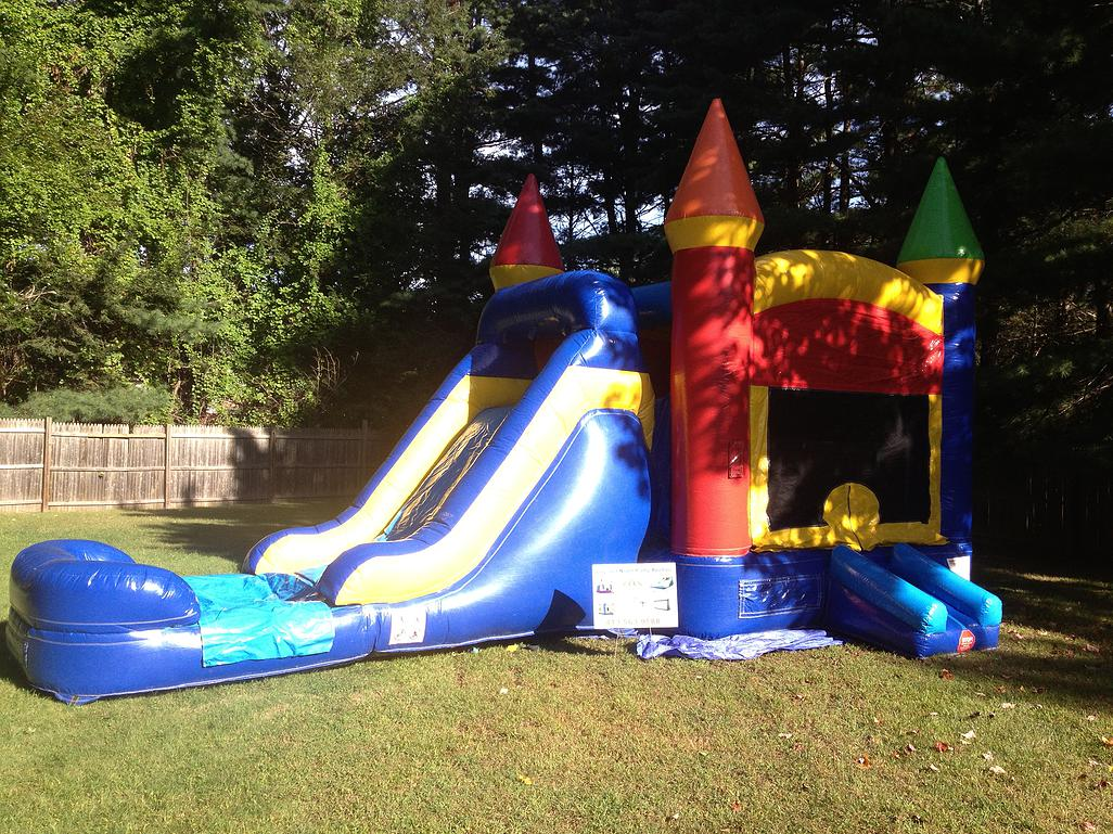 combo bounce house rentals springfield
