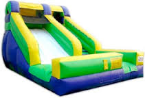 Water Slide Rentals in Ludlow